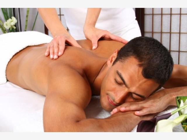 Особый массаж интимных зон
